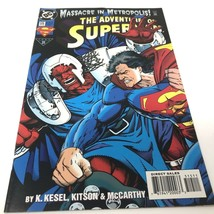 DC Comics The Adventures of Superman Issue 515 (Aug 1994, DC) Uncertified - $1.75