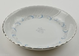 Camelot China Gracious Pattern Coupe Soup Bowl Tableware Dinnerware Blue... - $8.99