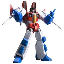 Revoltech Yamaguchi Series No. 046 Transformers Starcream Action Figure NEW! - $54.99