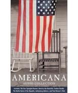 Americana Audio Collection AudioCassette-Unabridged;Patriotic Songs/Pros... - $9.99