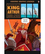 The Adventures of King Arthur (Graphic Stories) [Paperback] Russell Punt... - $9.95