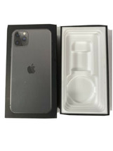 Apple iPhone 11 Pro Max 64GB Space Gray EMPTY BOX ONLY - $12.86