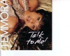 Talk to Me! Temmora - $4.00