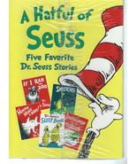 A Hatful of Seuss:Five Favorite Dr. Seuss Stories HC-NIP-NEW - $24.99