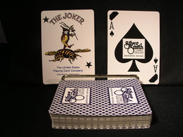 """DECK OF BEE CASINO PLAYING CARDS FROM: """"THE SILVER SMITH CASINO"""" WENDOVE... - $6.99"""