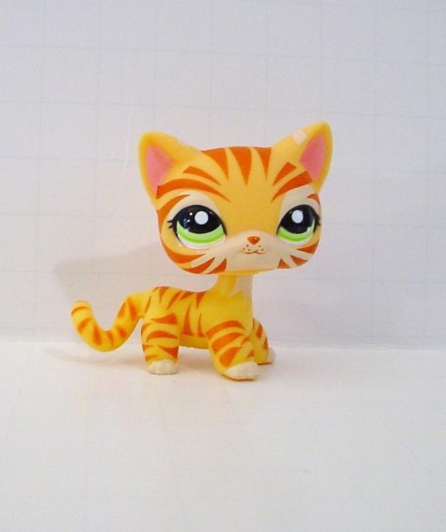 Littlest Pet Shop Tiger Short Hair Cat And 50 Similar Items