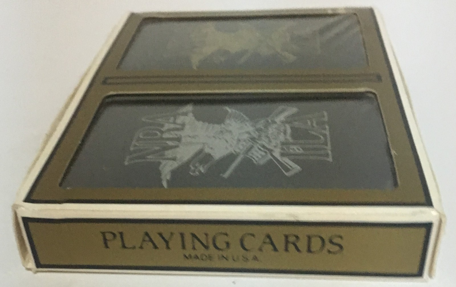 Gemaco NRA ILA Double Deck Poker Playing Cards