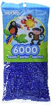 Perler Mini Beads 6, 000/Pkg-Dark Blue - $14.75