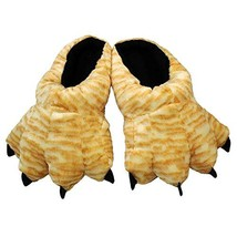 Wishpets Stuffed Animal Slippers - Soft Plush Toy Slim Slippers for Kids... - $25.14