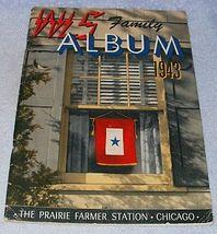 WLS Chicago Radio Prairie Farmer Family Album 1943 Barn Dance Red Foley - $9.95