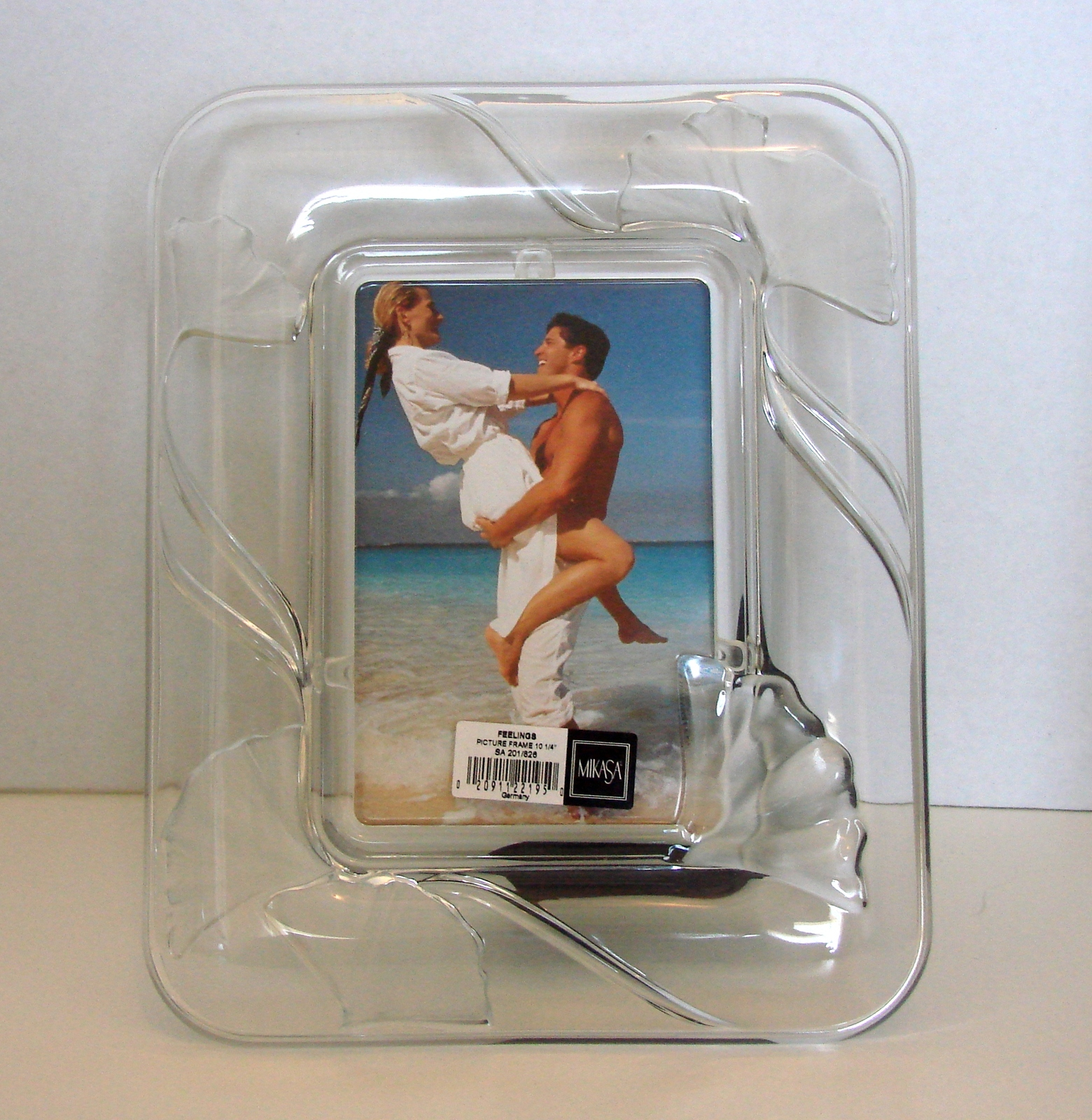mikasa new feelings crystal photo frame 1299