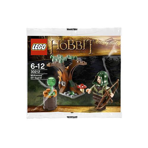 Lego hobbit 30212 mirkwood elf guard a