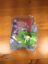 BURGER KING Pokemon 2008 Nintendo Turtwig Card Holder Figure Turtle - $11.66