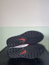 Nike Air Max 1 G White University Red Golf Shoes AQ0863-100 Size 10.5 image 4