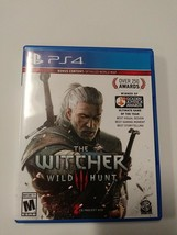 Witcher 3: Wild Hunt (PlayStation 4, 2015) - $17.81