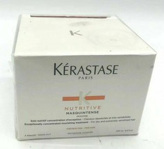 New K'erastase Nutritive Masquintense For Dry and Extremely Sensitised Hair