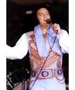 Elvis Presley -  Elvis in TULSA on the  4th of July 1976. - £5.49 GBP