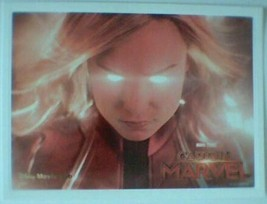 Captain Marvel Lithograph Disney Movie Club Exclusive NEW - $10.00