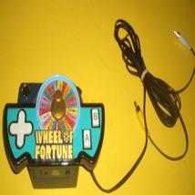 WHEEL OF FORTUNE PLUG N PLAY GAME - $26.00