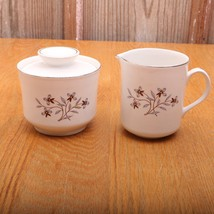 International Ironstone Salem China Whimsey Cream and Sugar - $16.35