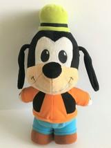 "2009 Mattel Disney Plush Stuffed Talking Giggling 11"" Baby Goofy - $14.95"