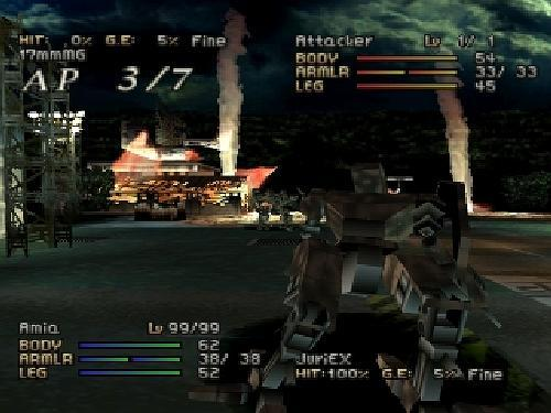 Front Mission 2, Playstation One PS1, Import Japan Game