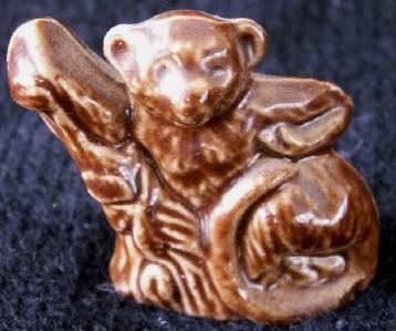 """WADE WHIMSIE """"LANGUR"""" MONKEY FROM RED ROSE TEA USA"""