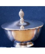 PAUL REVERE REPRODUCTION ONEIDA FINIAL COVERED BOWL - $19.99
