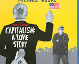 Capitalism: A Love Story Blu-ray DVD NEW * SEALED Michael Moore Film SPECIAL ED.