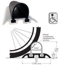 Wheelchair accessible shower threshold thumb200
