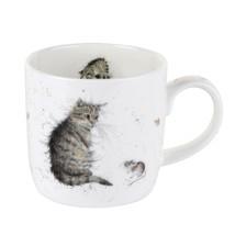 Boite de Cadeau Tasse Mug en Fine Porcelaine Chat Chaton 0.31L (11 Fl.oz... - $22.02