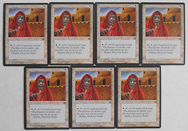 Abbey Matron (#3) 7X mtg Homelands White - Fast Shipping - $1.48