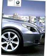 2007 BMW 5 Series Owners Manual, BMW Owners Manual  Used Very Good - $39.99