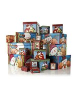 20 Christmas Assorted Gift Boxes - $61.75