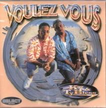 Voulez Vous K7 & Ty Bless - $4.00