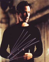 Keanu Reeves AUTHENTIC Autographed Photo COA SHA #11035 - $85.00