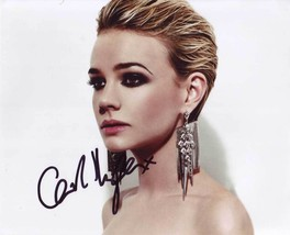 Carey Mulligan Authentic Autographed Photo Coa Sha #40378 - $75.00