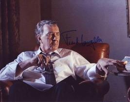 Frank Langella Authentic Autographed Photo Coa Sha #75936 - $85.00