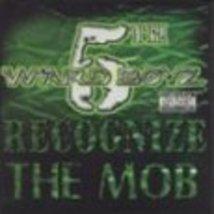 Recognize the Mob 5th Ward Boys - $4.00