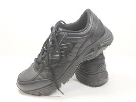 Fila Work Sneakers Womens Sz 9EEEE Black Synthetic Uppers (sb11) - $22.00