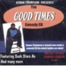 The Good Times Comedy Cd - $4.00