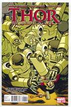 Thor The Mighty Avenger 7 Marvel 2010 VF NM - $5.92