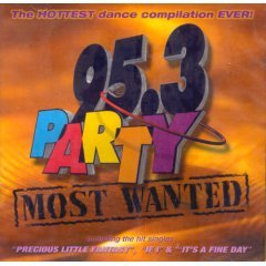 95.3 Party Most Wanted Various Artists