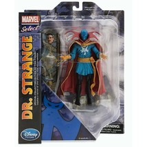 "Disney Store Marvel Select Dr Strange 7"" Action Figure Sealed Collector ... - $33.81"