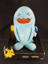 """Wobbuffet Pokemon Large Plush Doll Stuffed Animal Laughing 10"""" Box Not P... - $21.77"""
