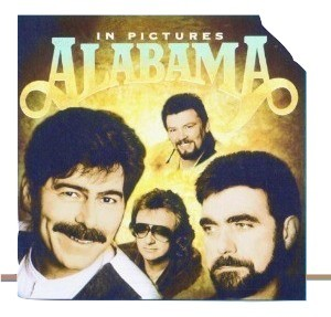 In Pictures by Alabama Cd