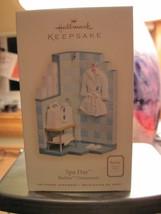 Hallmark Keepsake Spa Day - Barbie Ornament - 2007 - $9.00