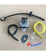 Carburetor F HONDA 4 Cycle Engine GX31 GX22 FG100 16100-ZM5-803 GCA91 Fuel Line - $12.52