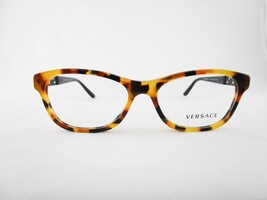 Versace MOD3212-B-A 5119 Optical Frame Havana Cateye Eyeglasses - $84.11