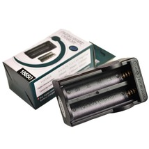 1Pcs Battery Charger for 18650 US Dual Rechargeable Lithium Ion Li-Ion 3... - $4.72